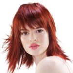 HOW TO DYE YOUR HAIR BRIGHT RED OR COPPER RED