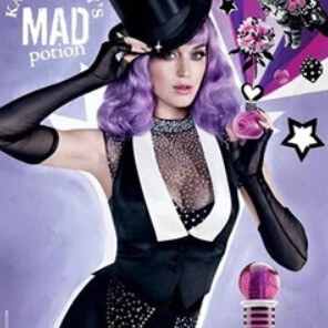 CELEBRITY HAIR NEWS: KATY PERRY PURPLE HAIR