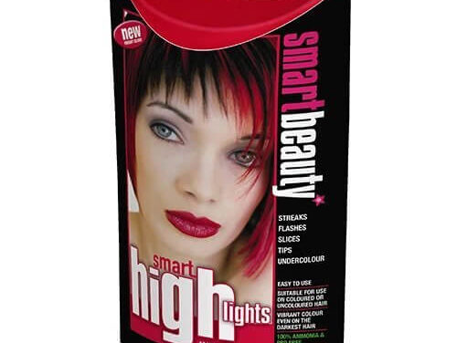 VIBRANT INTENSE RED HIGHLIGHTS